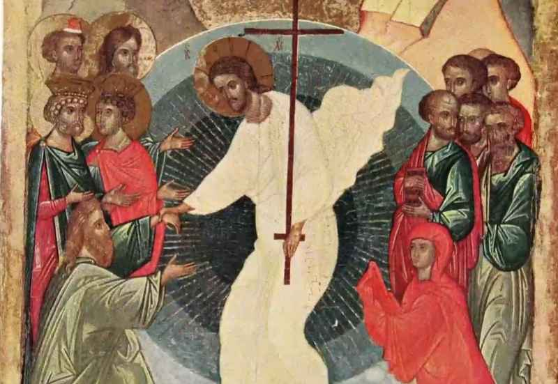 7 Transformation Jesus Holding Stick